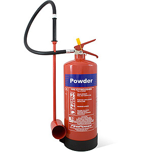 9kg L2 fire extinguisher