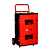 Extinguisher Cabinet Trolley