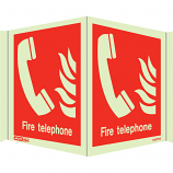 Panoramic Fire Telephone 6451