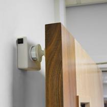 Hardwired Acoustic Door Holder