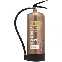 Antique Copper 6 ltr MutliCHEM Extinguisher