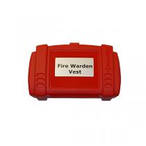 Fire Warden Vest Storage Box
