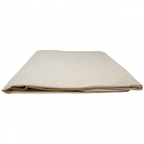 Flame retardant dust sheet