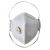 FFP2 Valved Mask -Folds Flat