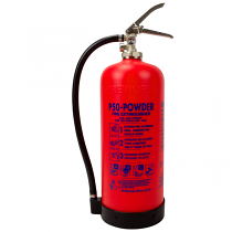 Service-Free 6kg Powder Fire Extinguisher