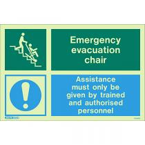 Emergency Evacuation Chair 4036