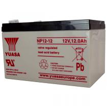Yuasa NP12-12 Sealed Lead Acid Battery