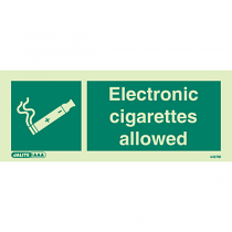 Electronic Cigarettes Allowed 4267