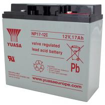 Yuasa NP17-12 Sealed Lead Acid Battery
