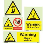 Physical Warning Signs