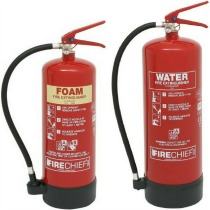 Freeze Protected Extinguishers