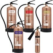 Antique Copper Extinguishers