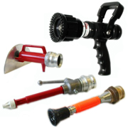 Fire Nozzles and Branchpipes