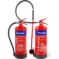 Specialised Extinguishers