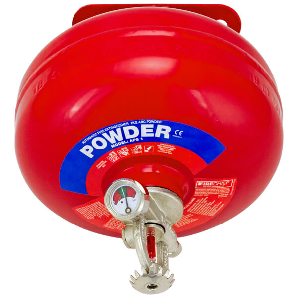 1kg Compact Automatic Extinguisher