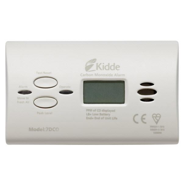 Premium Carbon Monoxide Alarm