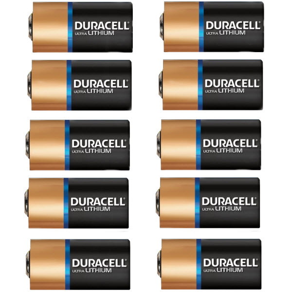 AED Plus batteries (pack of 10)