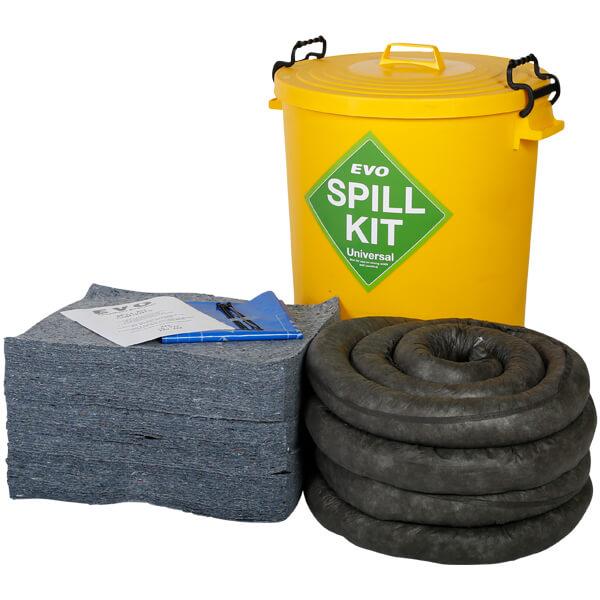 90 Litre Stationary Spill Kit