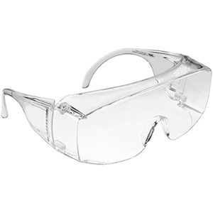 JSP Overspec Safety Glasses