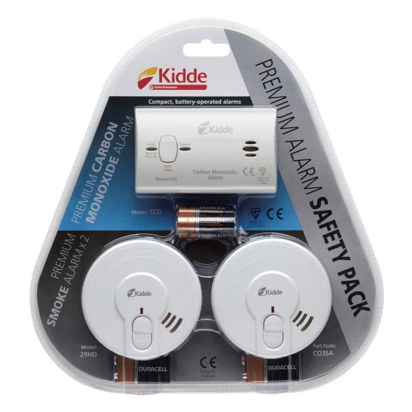 Premium Alarm Safety Pack