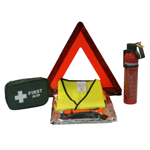 Car Safety Travel Pack