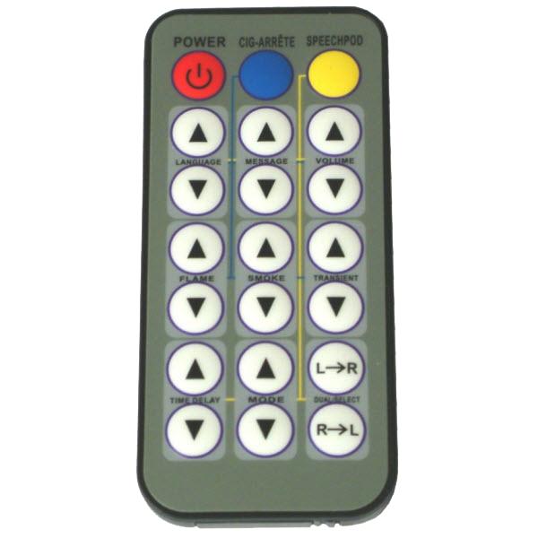 Cigarette Smoke Alarm Remote Control