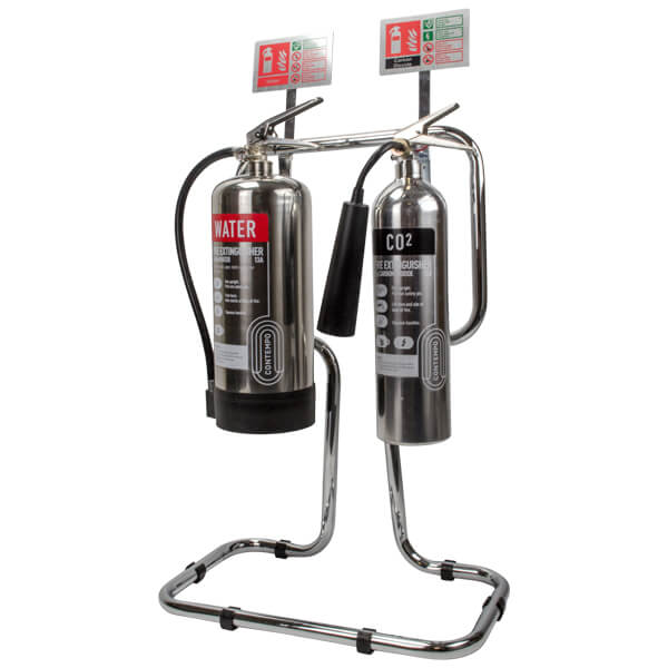 Designer Chrome Extinguisher Bundle Deal