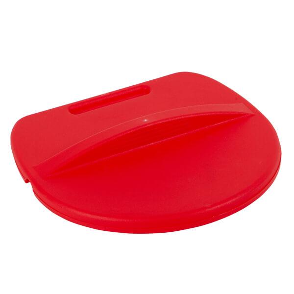 Plastic Fire Bucket Lid