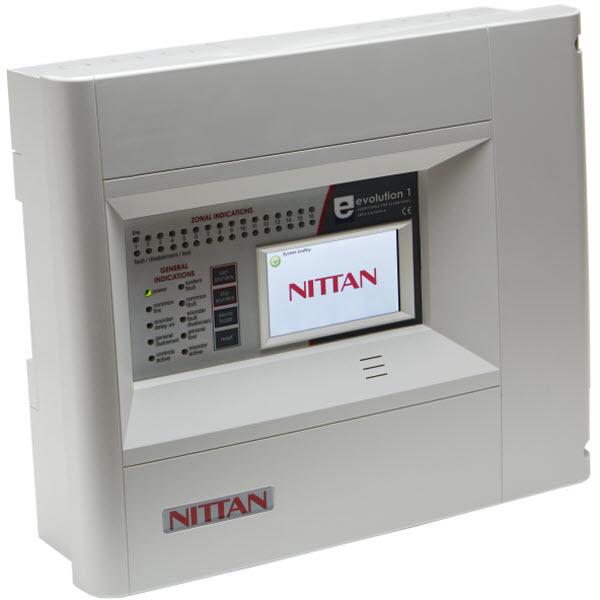 Nittan Evolution 1 Control Panel