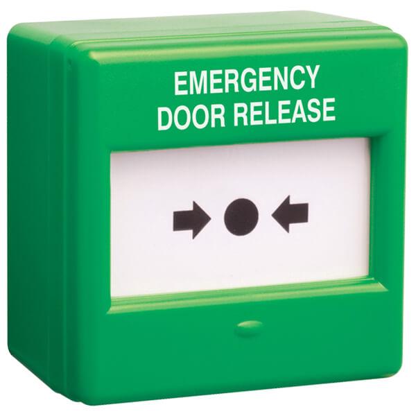 Fulleon Weatherproof Door Release Call Point