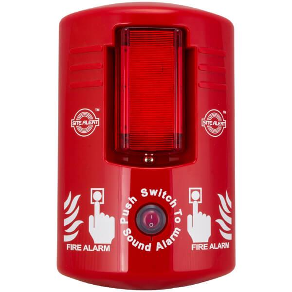 Howler Site Alert Fire Alarm