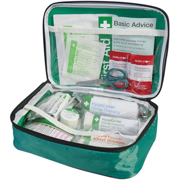 56 Item First Aid Bag