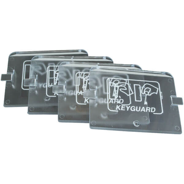 Key guard Replacement Window - Pack of 4