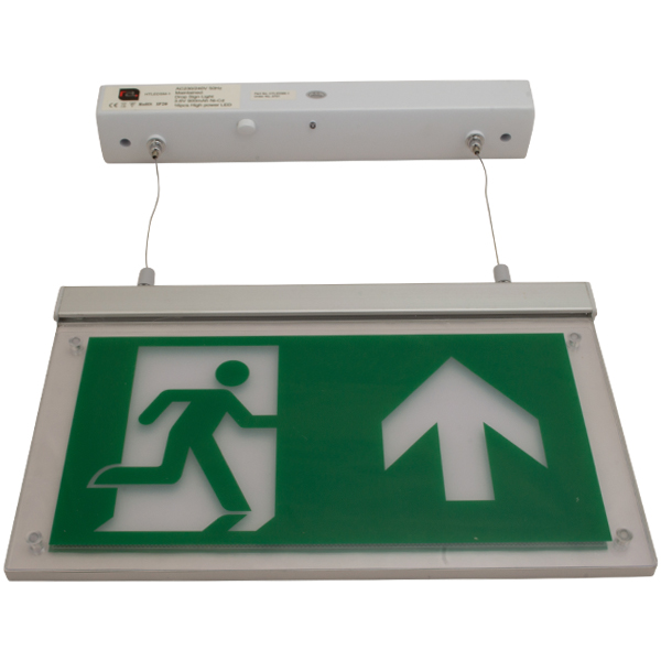 Low Energy Exit Sign Light
