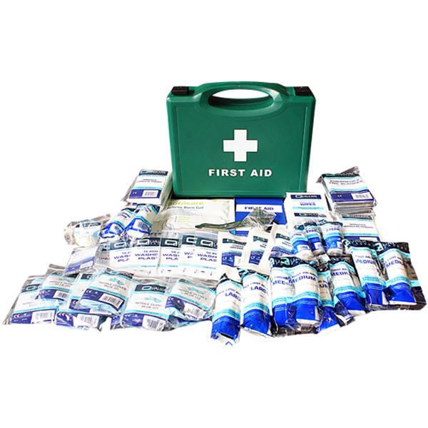 Medium Workplace First Aid Kit BS-8599-1