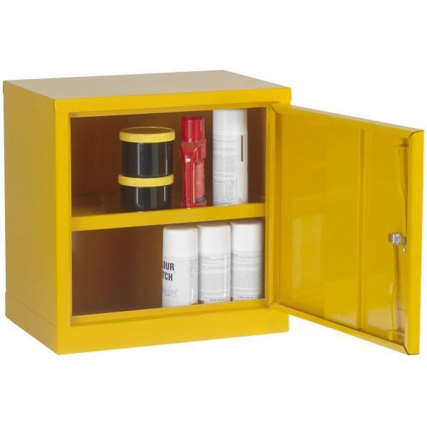 Single Door Flammable Cabinet