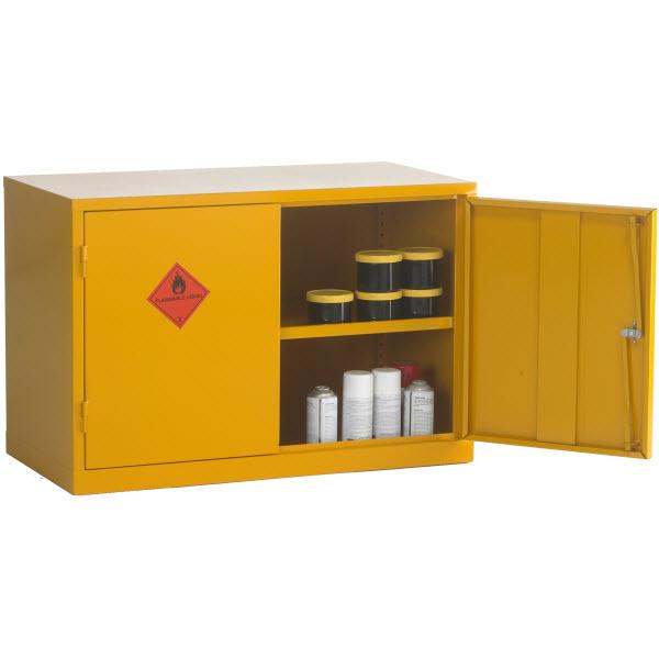 Double Door Flammable Cabinet