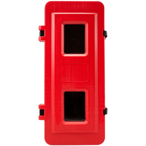 Single fire extinguisher box