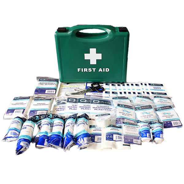 Small Workplace First Aid Kit BS-8599-1