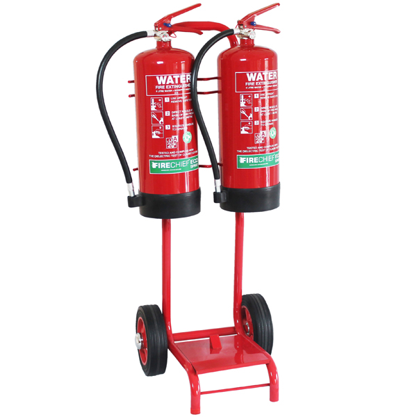 Site Alarm Extinguisher Trolley