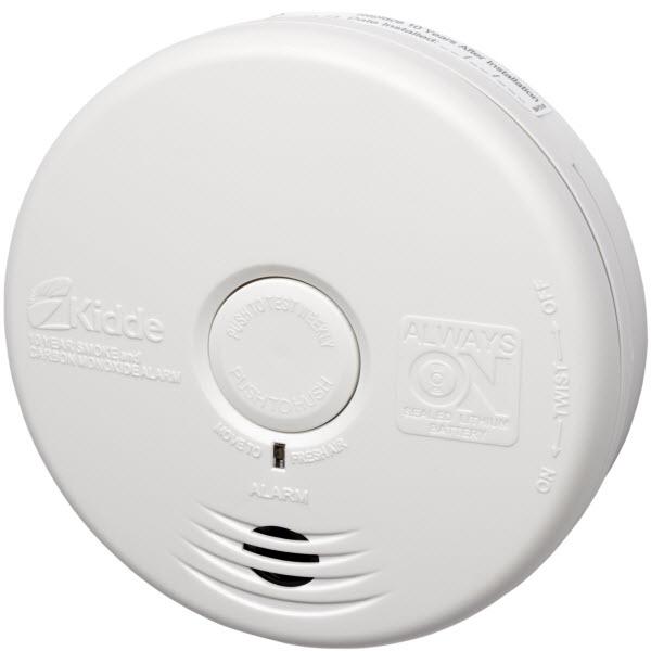 Home Protect Kitchen Smoke & Carbon Monoxide Alarm