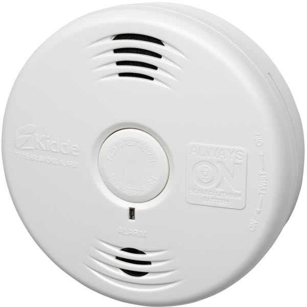 Home Protect Bedroom Smoke Alarm