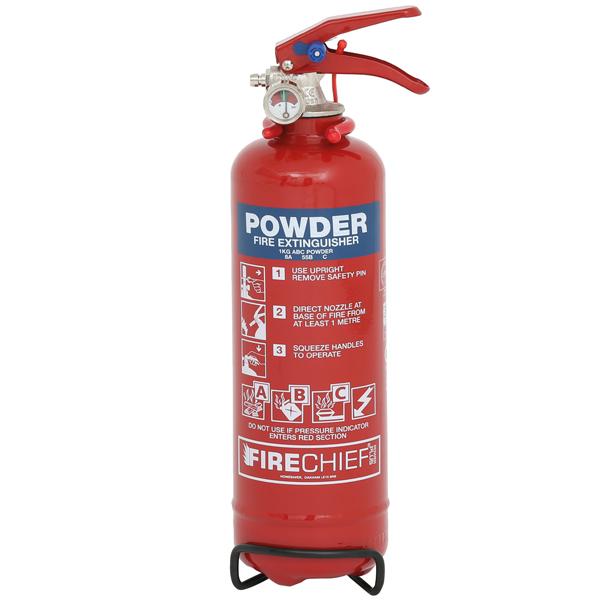 1kg Car Fire Extinguisher