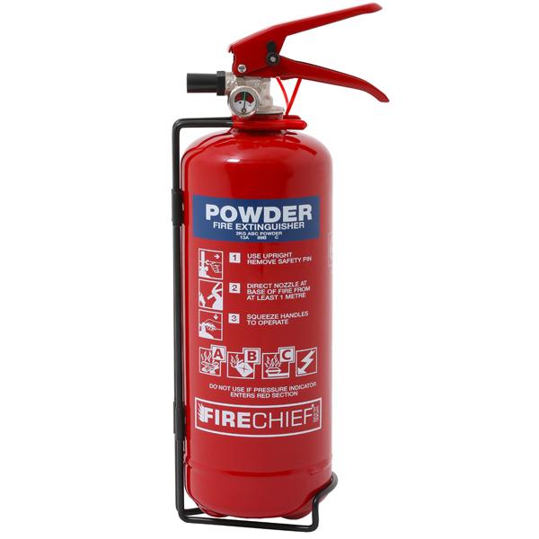 2kg Home Fire Extinguisher