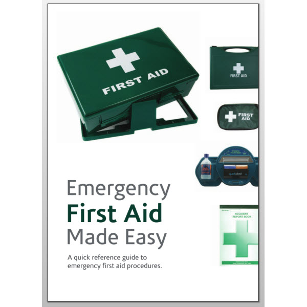 First Aid Made Easy Booklet