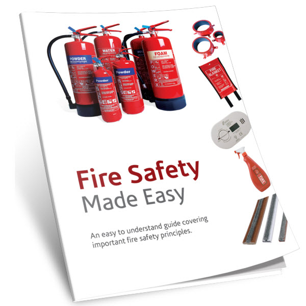 Fire Safety Made Easy Booklet