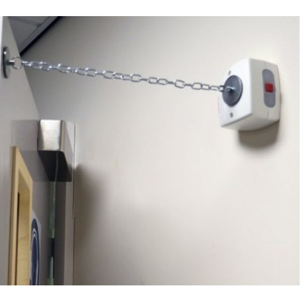 Chain Guard For Magnet Door Holder
