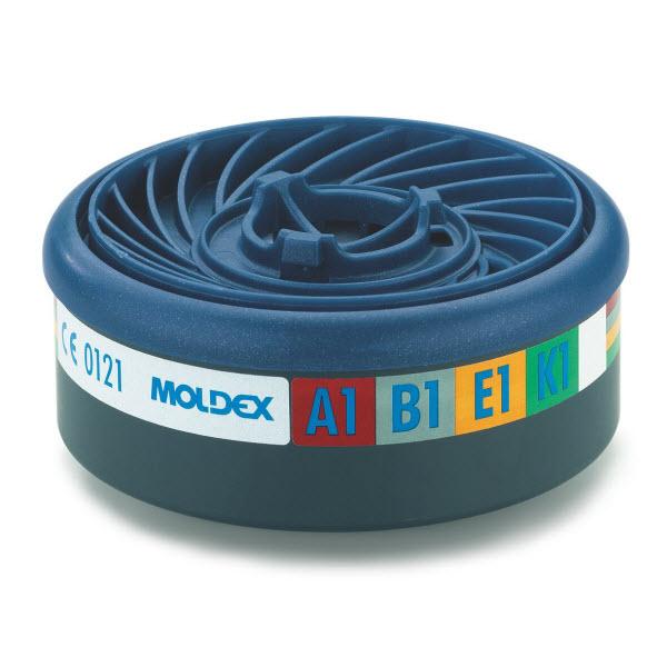Moldex EasyLock A1 Filters Pair
