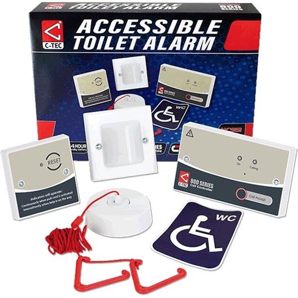 C-TEC Disabled Toilet Alarm