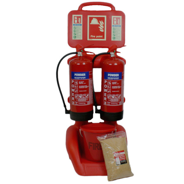 Petrol Forecourt Fire Bundle